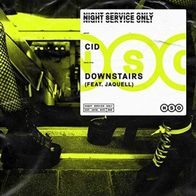 CID FEAT. JAQUELL - DOWNSTAIRS